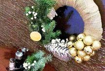 CHRISTMAS IDEAS Constancja Częstochowa - świąteczne inspiracje / CHRISTMAS DECORATIONS, ideas, jar,
