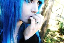 Hair Colorful