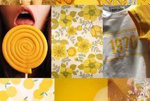 Žltá - Yellow