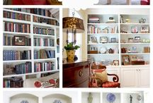 Library/Reading Room / by L'Tanya Williams
