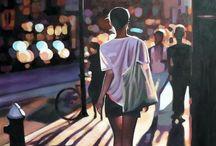 Peintures Par Thomas Saliot