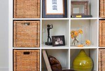 Decoration and storage