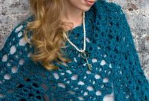 Crocheting-Shawls