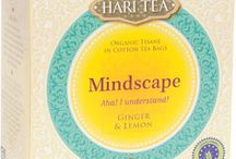 Mindscape - Aha! I Understand. / A loose tea mixture of organic herbs and spices in pure cotton tea bags, featuring ginger and lemon to support the sensation of a clear mind. This is a great tea to use when you really want to be on top of things.