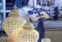 lumina in lampadar