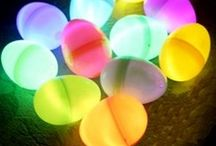 Fun & Games With Added GLOW! / Awesome DIY's and glowing games that will brighten any rainy day