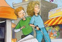 Blind zijn / kinderboeken over blind zijn