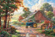 Красивые картины