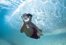 Naši instruktoři pod vodou:-) / Naši instruktoři pod vodou:-)