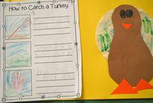 Thanksgiving Ideas K-1