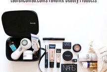 Make-up splurges