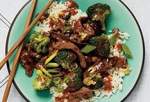 Stirfry / by Shirley Mcmurray