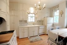 Kitchen Decor And Design / by White Lace Cottage