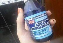 utilidade da água  oxigenada