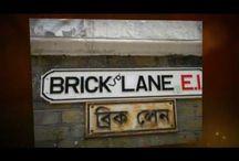 Brick Lane in East London - Best Street Food Market