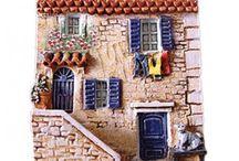 Seramik evler