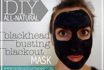 Masque Anti-points noirs