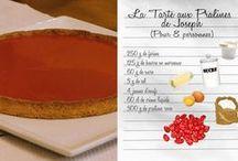 les recettes de Julie