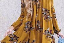 Spring Boho Fashion