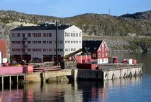 Nuuk, Capital of Greenland / Photos taken by David Stanley on a visit to Nuuk, capital of Greenland.