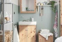 Deco para baños pequeños