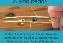 Bead wrapping