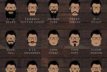 stilo de barba
