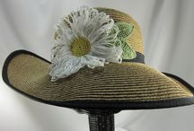 Hats for Bridal Tea Party / by Angie Roberts