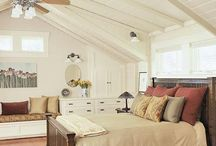Dreaming about my someday attic / by Jodi Lippert