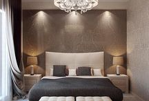 hálószoba modern