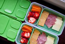 Packed lunch for kids / by Jamie Silakowski