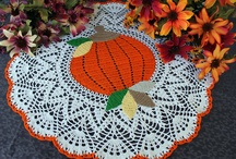 Crocheting-Doily