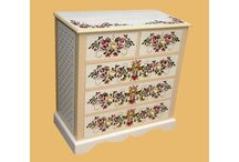 Mobila Pictata / Painted Furniture