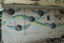 GoBuzzinga Delhi NCR Graffiti