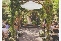 Max & Amanda's Garden Wedding