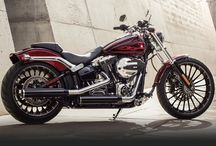 Harleys Davidsons