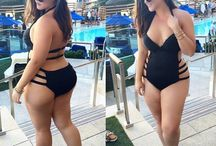 Curvy Bathing Suits