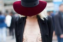 Fashion: Hatted Heads