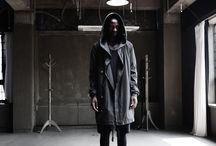 ByTheR- Fall Season's Long Over Fit Fashion / http://en.byther.kr