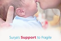 Surya's Support To Fragile Beginning