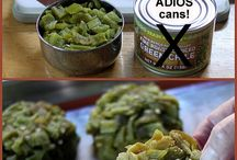 canning and food storage