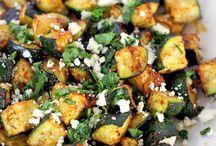 Squash (Zucchini, Spaghetti, Butternut)