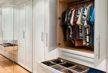 Organizational Closet