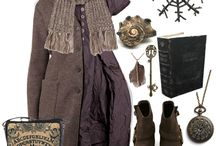 Clothing brown