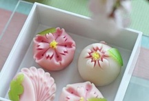 wagashi -Japanese sweets