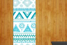 design yoga mats