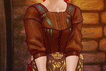 Dwarf • Female