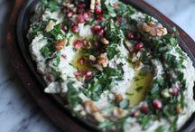 Lähi-idän ruoka