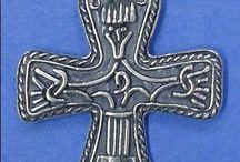 velká morava křížek