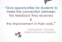 assessment & reporting / reflection  pre-assessment formative assessment summative assessment self assessment peer assessment / by Tara Junior School